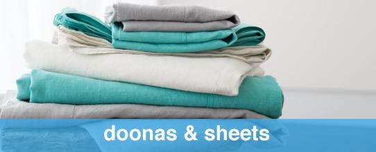 Doonas & Sheets